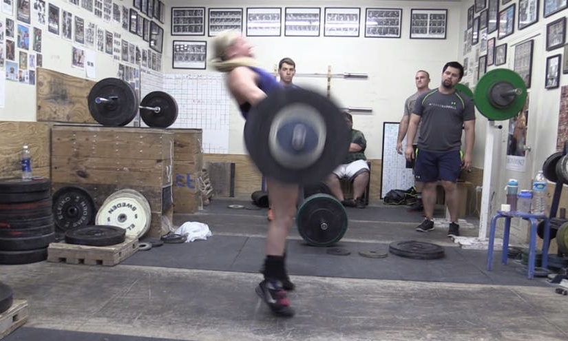 Small Group Weightlifting 2x/week